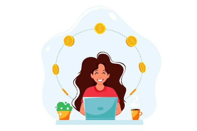 25 maneiras de ganhar dinheiro online sem sair de casa