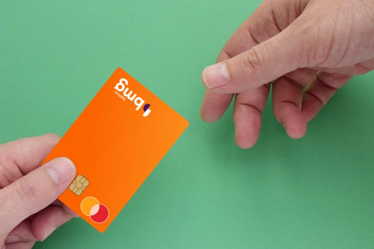 cartão bmg