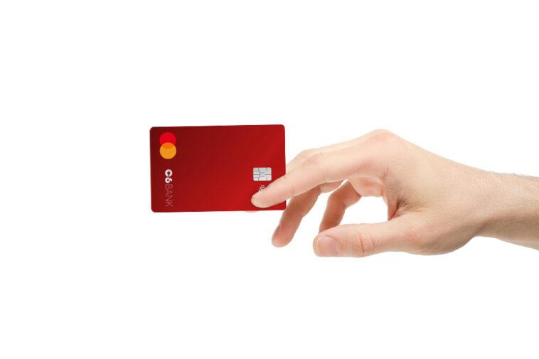 cartao de crédito c6