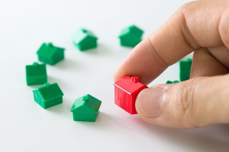 casas de brinquedo