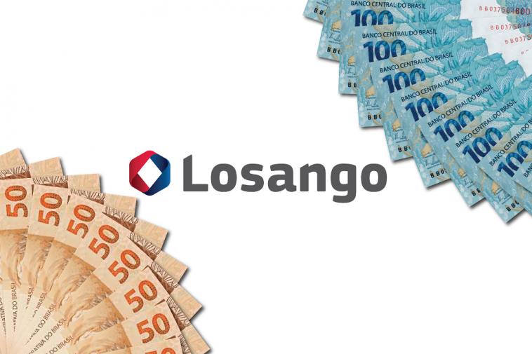 empréstimo losango