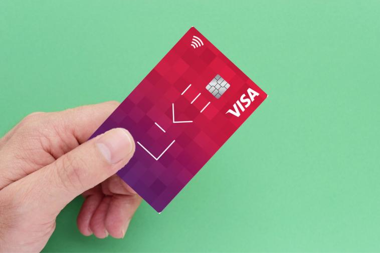 Cartão Bradesco Like Visa