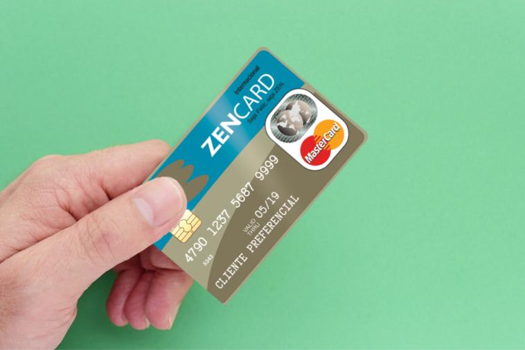 Cartão Zencard