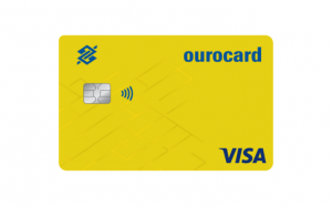 Cartão Ourocard Universitário
