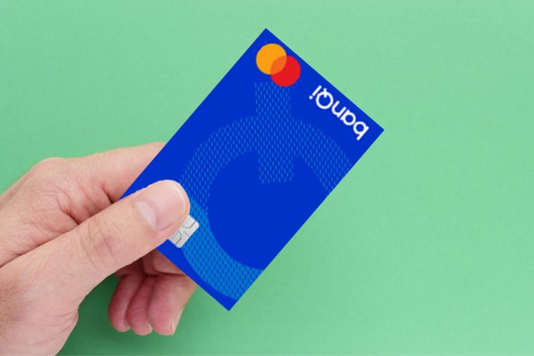 Cartão de crédito banQi