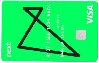 cartão de crédito Next Visa