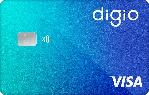 cartão de crédito Digio Visa Internacional