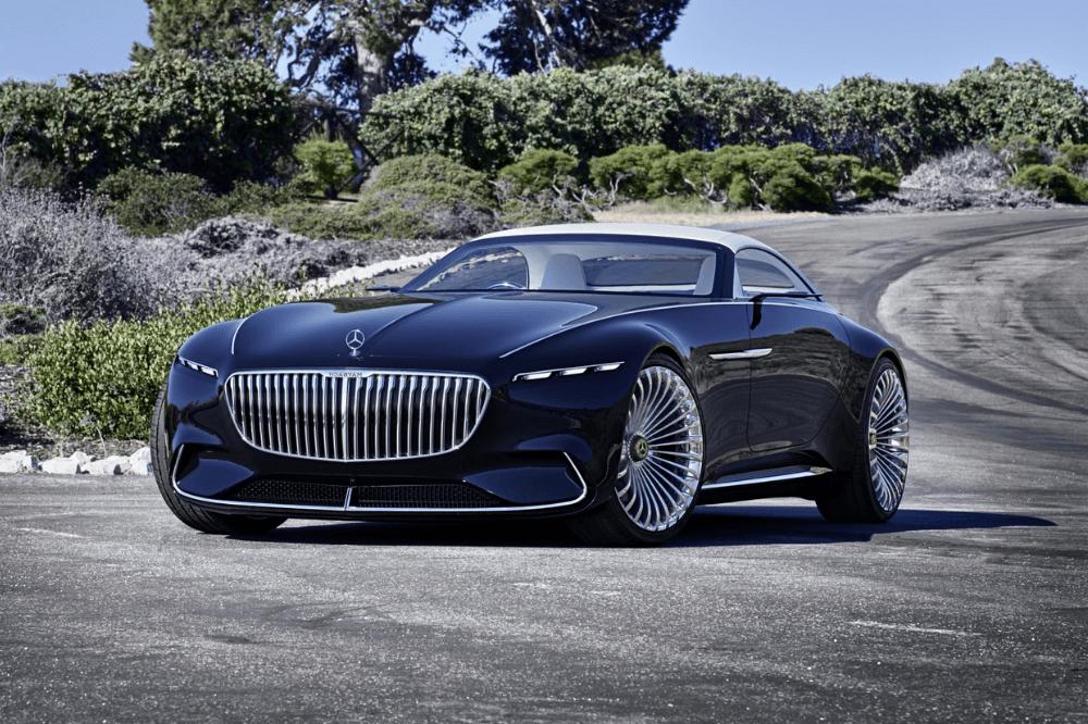 Carro mais caro do mundo Mercedes-Maybach Exelero