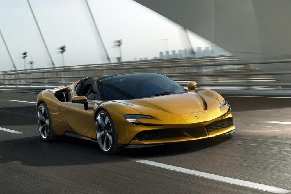 Carro mais caro do mundo: Ferrari SF90 Spider