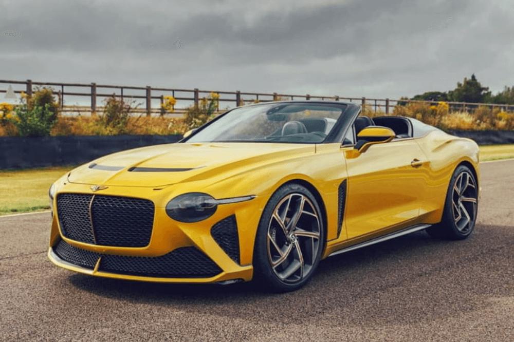 Carro mais caro do mundo: Bentley Bacalar