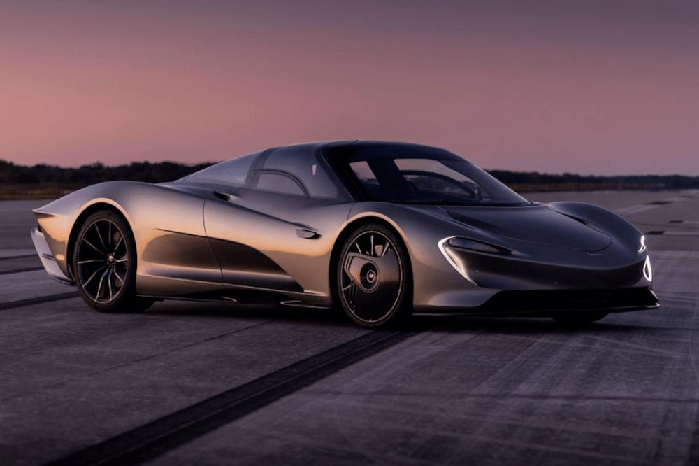 Carro mais caro do mundo: McLaren Speedtail