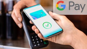 carteira digital Google Pay