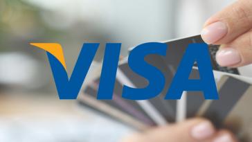 bandeira de cartão Visa