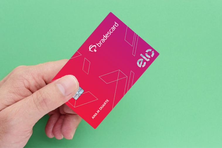 cartão Bradescard Elo Internacional Básico