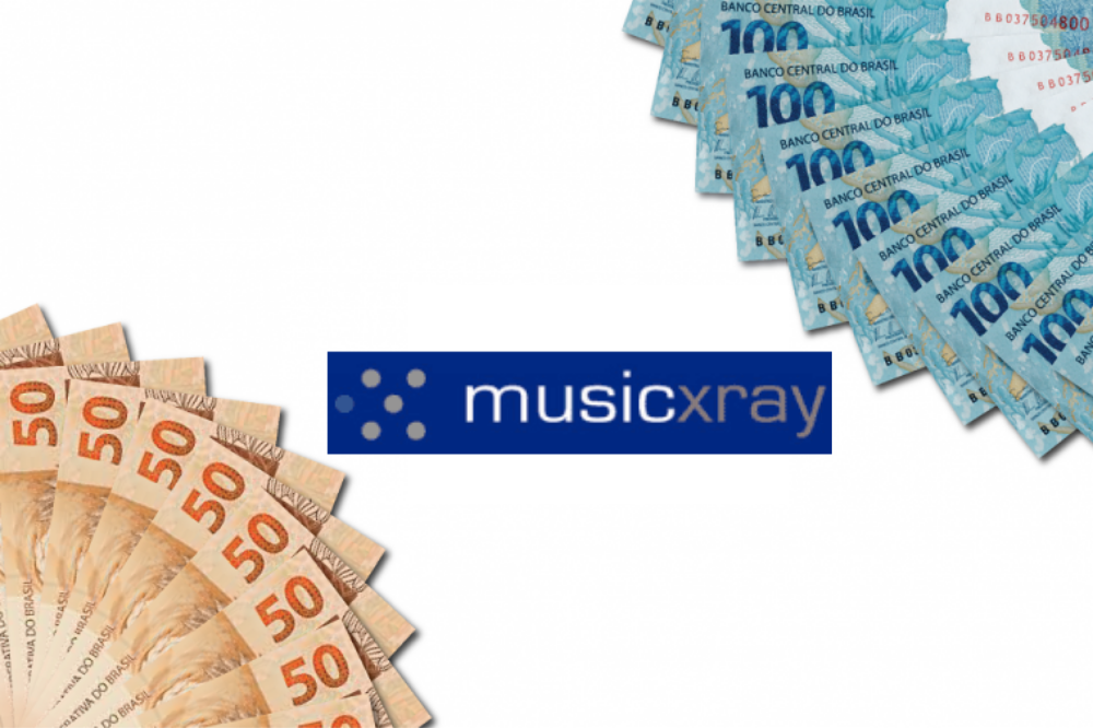 ganhar dinheiro no Musicxray