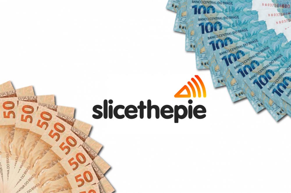 ganhar dinheiro no Slice The Pie