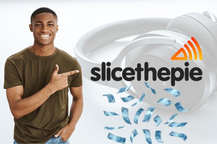 Como ganhar dinheiro com o Slicethepie