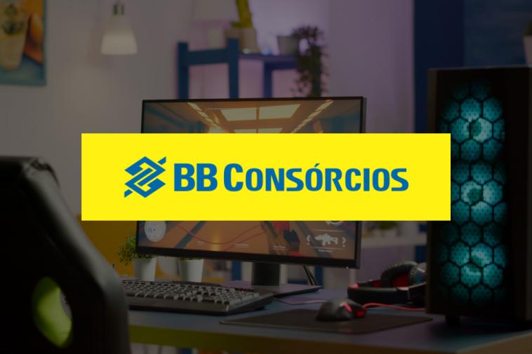consórcio gamer Banco do Brasil
