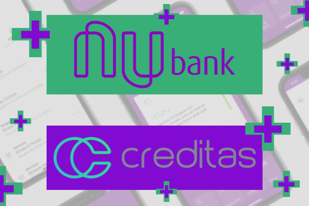 Nubank começará a oferecer empréstimos Creditas em seu app