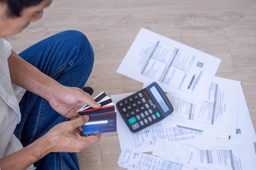 Parcelar fatura do cartão de crédito
