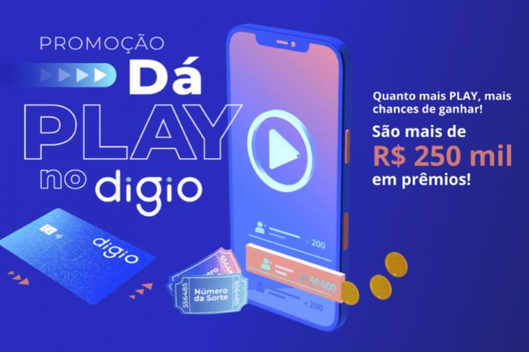 Promoção Dá Play no Digio